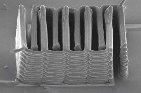 Máy in 3D tạo pin siêu nhỏ nhưng có mật độ năng lượng dày đặc