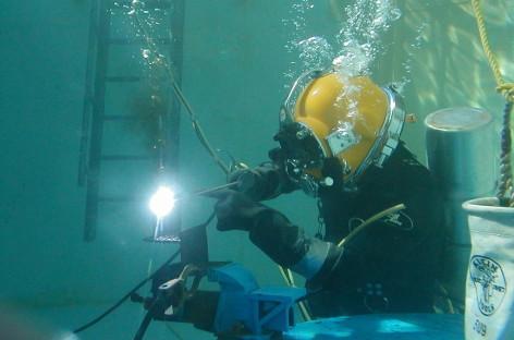 Công nghệ hàn dưới nước