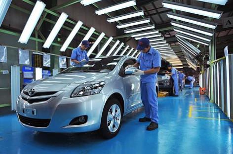 9 rủi ro của công nghiệp ô tô Việt Nam