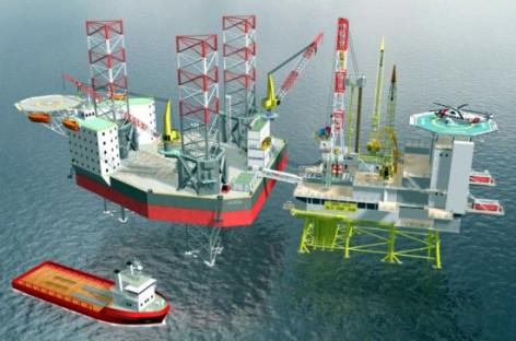 Ứng dụng giải pháp công nghệ cho công trình dầu khí