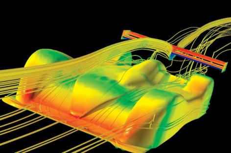 Hình dáng khí động học của ô tô