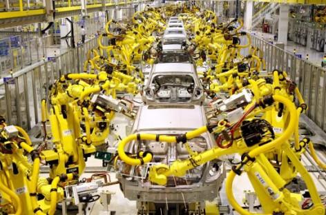 Sử dụng robot trong ngành đóng tàu (Phần 2)