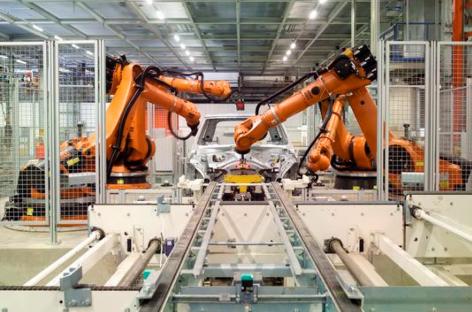 Tương lai của robot công nghiệp