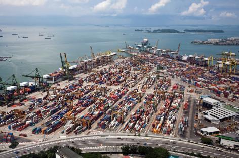 Cảng Singapore – Cảng vận chuyển container tấp nập nhất thế giới
