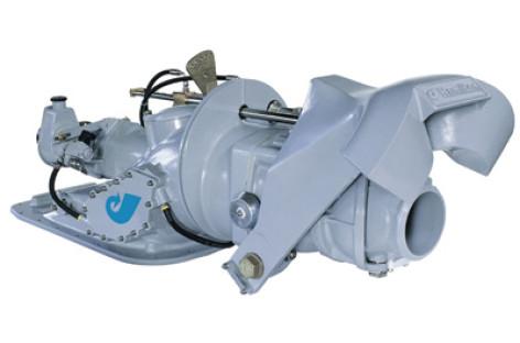 Nguyên tắc hoạt động của động cơ Hamilton Waterjet
