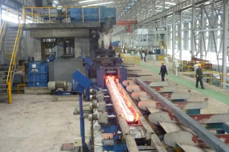 Đặc điểm máy cán thép