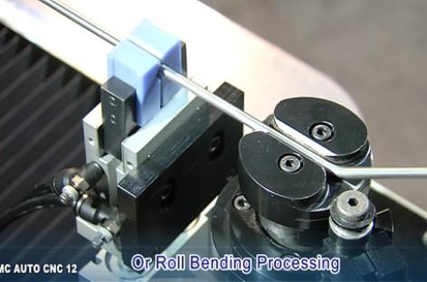 Máy uốn ống truyền lực bằng cơ và thủy lực