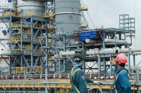 Khởi công dự án lọc hóa dầu Nghi Sơn ngày 23.10.2013