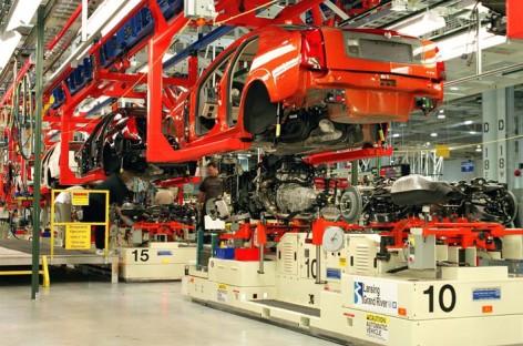 Lansing Grand River – nhà máy sản xuất ô tô, bang Michigan