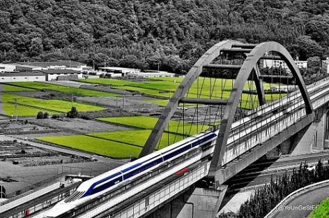 Tàu đệm từ siêu tốc 500km/ giờ tại Nhật Bản