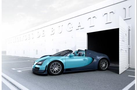 Thăm nhà máy lắp ráp ô tô Bugatti tại Molsheim, Alsace, Pháp