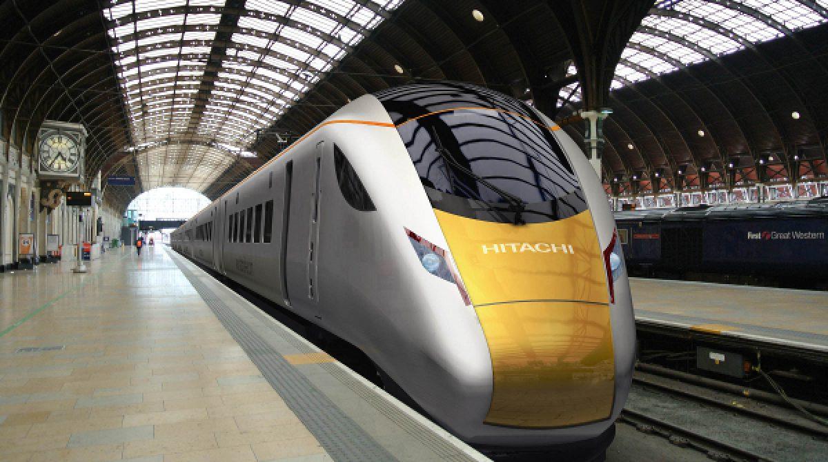 Tàu siêu tốc Hitachi tại vương quốc Anh