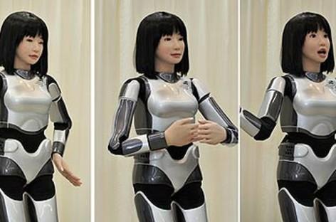 Vòng bi (bạc đạn) Kaydon đưa robot hình người đi vào đời sống