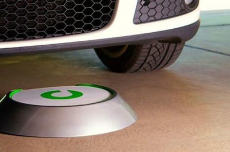 Công nghệ sạc không dây cho ô tô điện