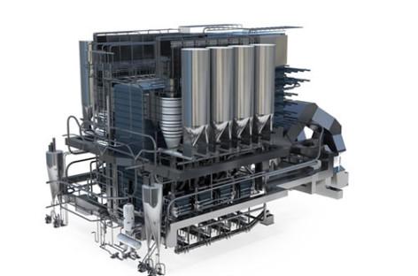 Alstom giới thiệu lò hơi tầng sôi tuần hoàn tiên tiến