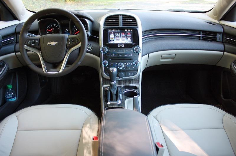 Chevrolet Malibu 2014 hoan thien hon sau nang cap_10