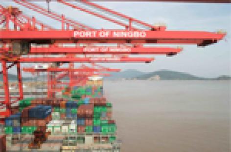 Cảng Ningbo, Trung Quốc