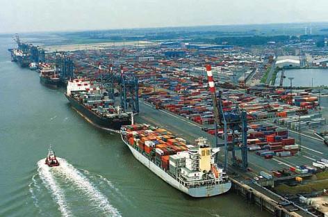Cảng Bremen, BremerHaven và hậu cần hàng hải