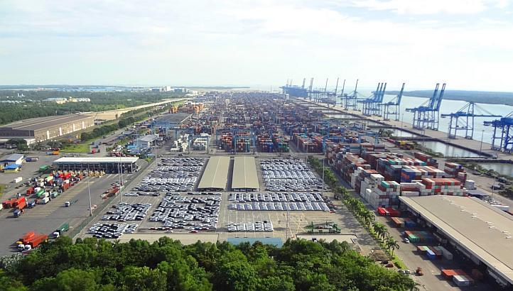 Cang Port Klang cua Malaysia_03