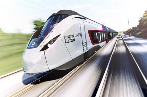 Alstom cho ra mắt tàu hỏa mới – Coradia Liner V200