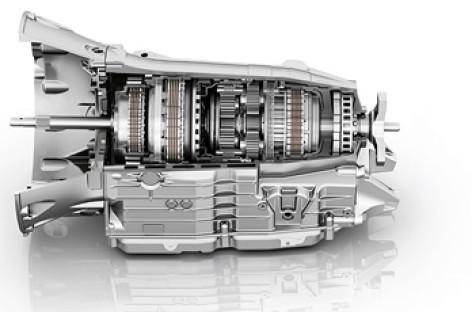 Hộp số 7 cấp tự động Mercedes-Benz 7G-TRONIC