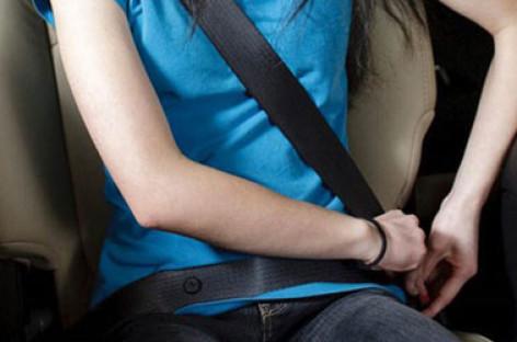 Công nghệ mới: không thắt dây an toàn, xe không thể chạy