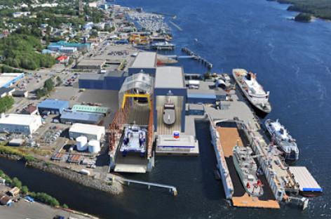 Khu công nghiệp Vigor, tương lai cho ngành đóng tàu
