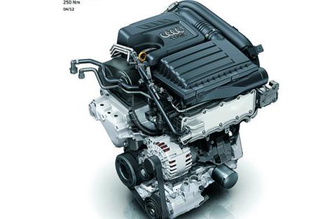 """Audi sẽ có động cơ """"sạch"""" hơn"""