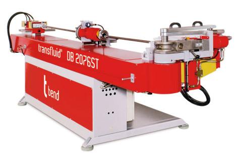 Máy uốn Transfluid gia công hiệu quả ống kích thước lớn