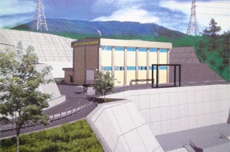 Khởi công nhà máy thủy điện Thác Mơ mở rộng