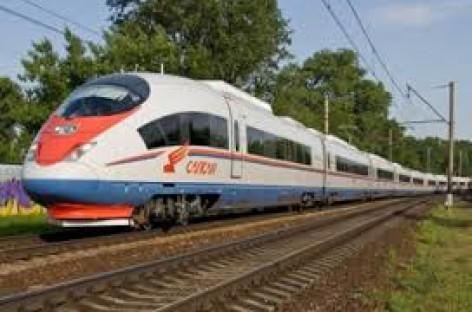 Sapsan – tàu điện có tốc độ cao nhất của Nga