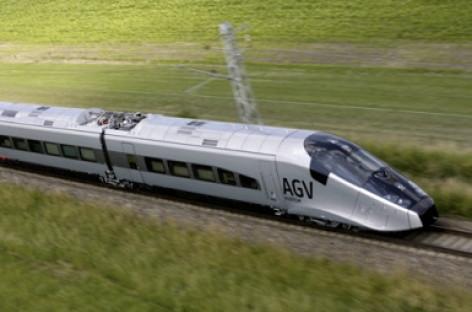 Tàu siêu tốc AGV thân thiện với môi trường