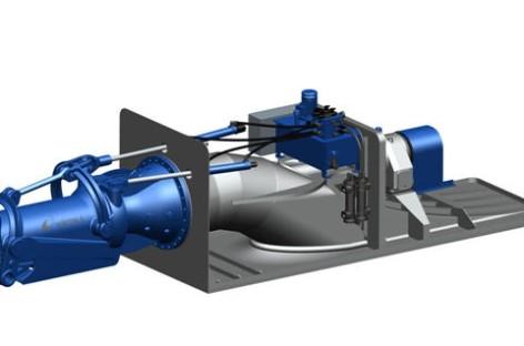 Động cơ WaterJet của Wartsila