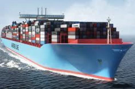Chế tạo tàu container lớn nhất thế giới