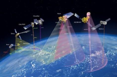 Điều khiển đường sắt bằng vệ tinh