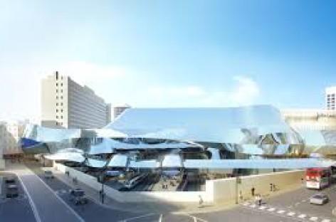 Dự án nâng cấp nhà ga Birmingham New Street tại Anh