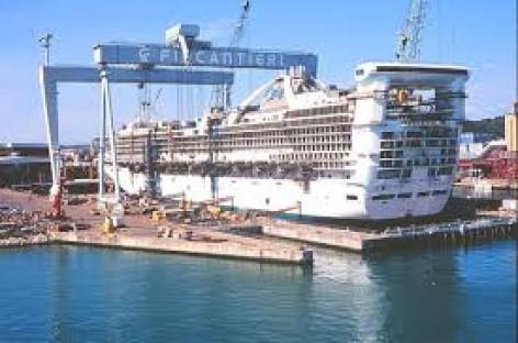 Hãng đóng tàu thủy lớn nhất châu Âu – Fincantieri