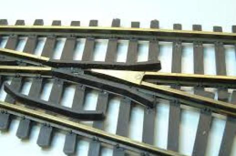 Nguyên lý hoạt động của bộ phận chuyển ray đường sắt