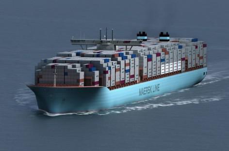 Những hình ảnh bên trong con tàu lớn nhất thế giới – Maersk Triple-E