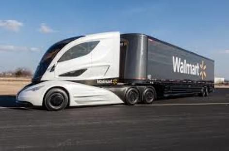 Xe tải thế hệ mới với các ưu điểm vượt trội của Walmart