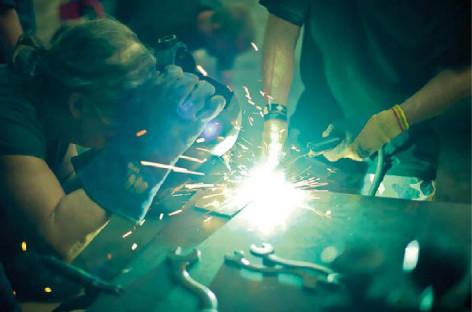 Các phương pháp hàn trong gia công kim loại