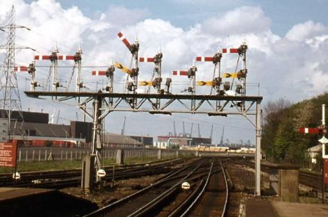 Kỹ thuật mạng lưới đường sắt Anh (số 3) – Hệ thống tín hiệu