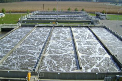 Quy trình xử lý bùn thải