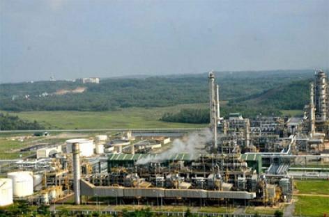 Triển khai dự án tổ hợp lọc hóa dầu Nhơn Hội