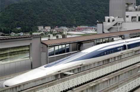 Nhật Bản thử nghiệm tàu siêu tốc 138,8m/s