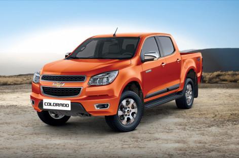 Chevrolet Việt Nam ra mắt Colorado 2015