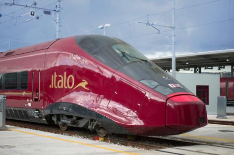 Giới thiệu tàu cao tốc Italo, Ý