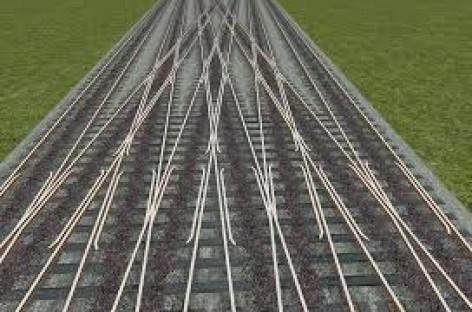 Kỹ thuật mạng lưới đường sắt Anh (số 13) – Sản xuất bộ phận chuyển ray