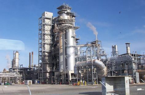 Sơ đồ hoạt động nhà máy lọc dầu