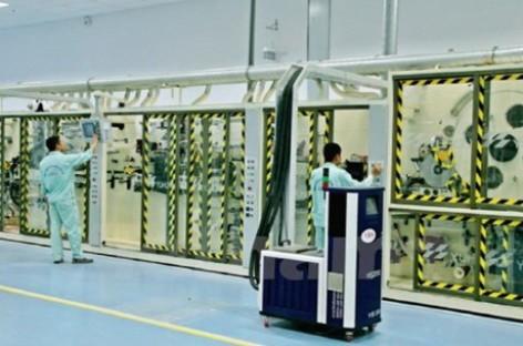 Nhà máy sử dụng công nghệ nano bạc đầu tiên ở Việt Nam